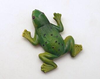 Vintage Celluloid Frog