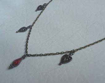 Gothic necklace // Vampire necklace // Gothic Jewellery