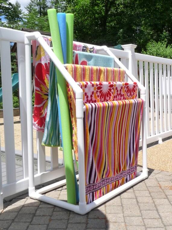 5 Bar Towelmaid Rack