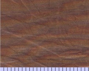 Marcus Aged Muslin - Full or Half Yard Brown Distressed Parchment Look Blender - 3614