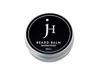 JH Grooming Conditioning Beard Balm 60ml – SANDALWOOD