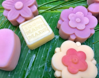 Gemstone Massage / Lotion Bars