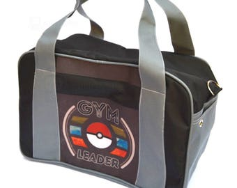 Poke trainer duffel bag/ gym bag