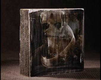 Star Wars General Grievous Reclaimed wood art piece