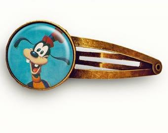 Vintage Goofy Hair Clip