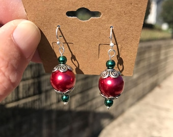 Red and Green Pearls