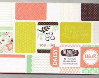 We R Memory Keepers Daisy Albums Made Easy 62010-5