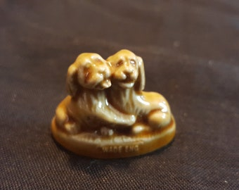 Wade Vintage Dog Figurine