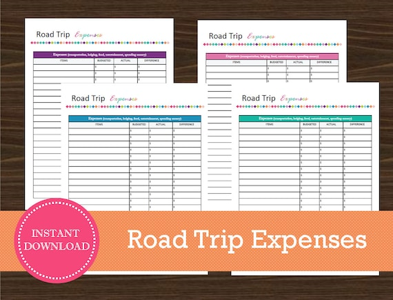 travel expense tracking