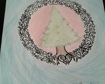 Christmas Tree of Life