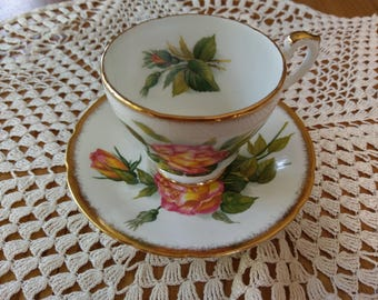 1950s Unnamed Paragon peace rose pattern