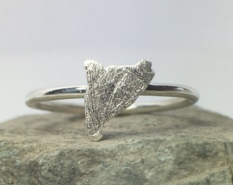 Catalonia Ring  Map Band Personalized Catalunya Ring Sterling Silver 935 in a kraft gift box with an Extra Free Gift Adoption Gift