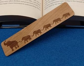 Elephant Family - Bookmark