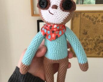 Samson the Crochet Sloth