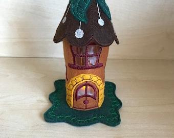 Light up Fairy House