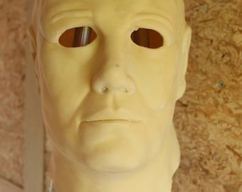 The Slop Latex Blank Casting, Mask Or Display Prop For You To Paint