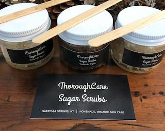 Specialty Sugar Scrub Sample Pack