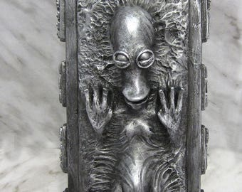Roger Smith Frozen in Carbonite American Dad Collectible