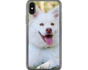 iPhone Cases, iPhone X Case, iPhone 6/6S, iPhone 7/7+ Cases ,Case iPhone 8/8+ Case, cute dog print