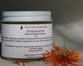 Suckle Salve Natural Nipple Cream