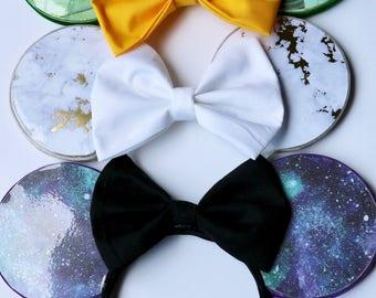 Glossy Paper Ears