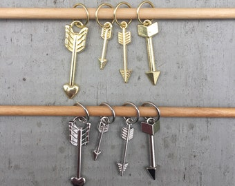 Foward Movement Stitch Marker Set