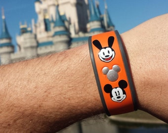 Classic Characters Magic Band Decals