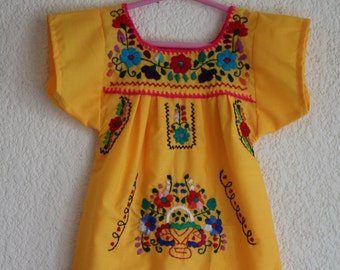 Typical mexican dress (child)
