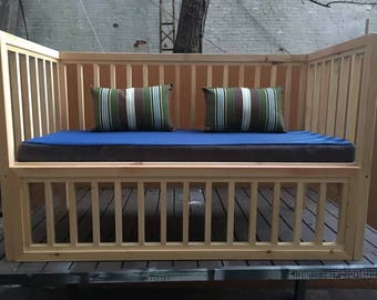 Baby sofa bed