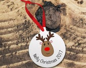 Reindeer Christmas decora...