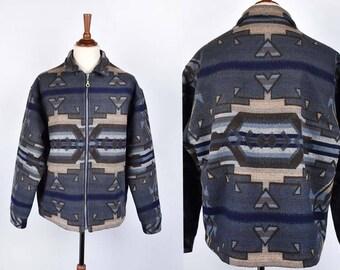 1970's Pendleton Heritage Jacket // Pendleton High Grade Western Wear Jacket