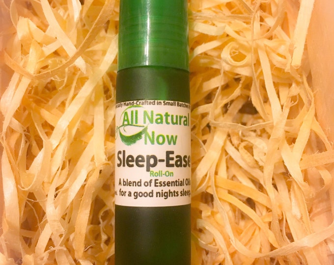 SALE!! Sleep-Ease Roll-On/100% Pure & Therapeutic Essential Oils