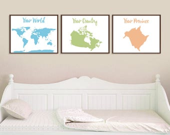 Your World, Your Country, Your Province (New Brunswick)