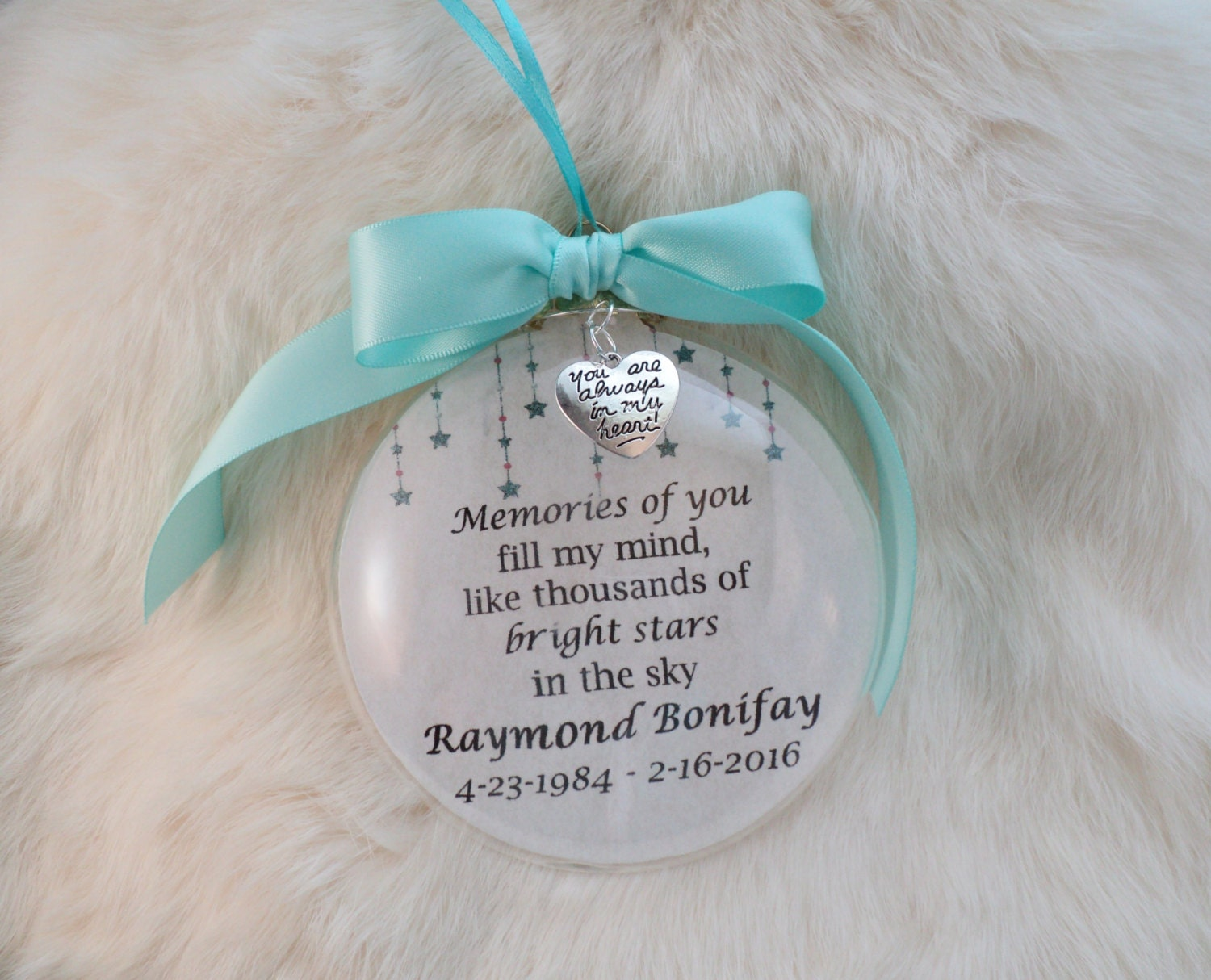 Memories Of A Loved One Quotes In Memory Ornament Memories Of You Fill My Mind Mother
