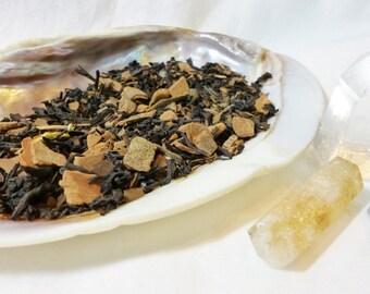 1 ounce Awaken Tea - Black tea - high caffeine - loose leaf tea