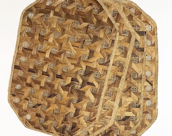 Vintage Woven Placemats