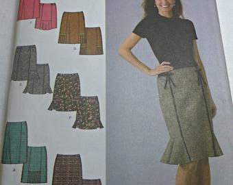 Simplicity 4787 - skirt - Size  6, 8, 10, 12 - Uncut
