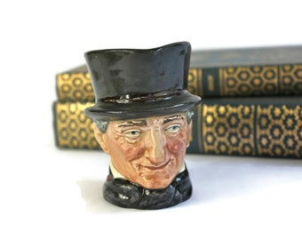 Character Jug, John Peel, Royal Doulton, Collectible Jug, A Series Jug, Miniature Jug, Made in England, c.1920s, Art & Collectibles