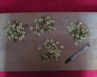 brass tacks ,card game theme