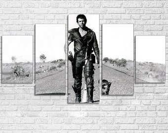 Road Warrior 5pc Canvas Set