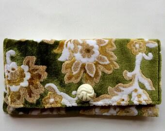 Cahoots Handbags Floral Carpet Bag Oversized Clutch