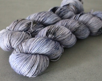 "Otter - ""Earl Grey"" - 75/25 Sock Yarn"