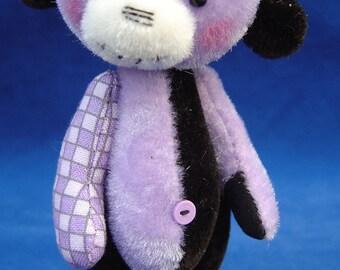 Belladonna teddy bear e-pattern