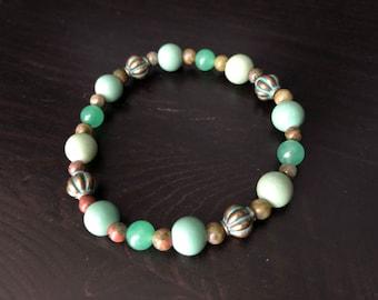 Patina Layering Bracelet