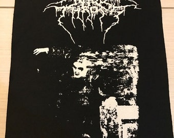 Darkthrone - Back Patch - Black Metal Patch