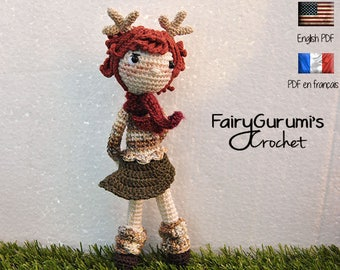 Aveleen the reindeer fairy