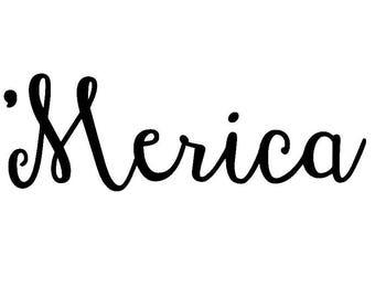 Merica Digital File