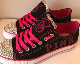 Victoria's Secret Pink Bling  Shoe's