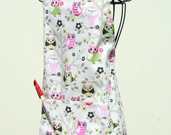 Sitting in a Tree Adjustable Chef Apron