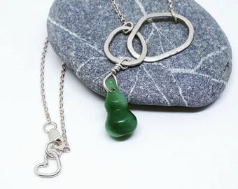 Jade wonders necklace